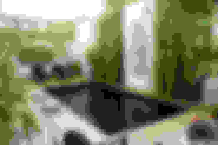 Projetos Diversos: Jardins  por Quadro Vivo Urban Garden Roof & Vertical