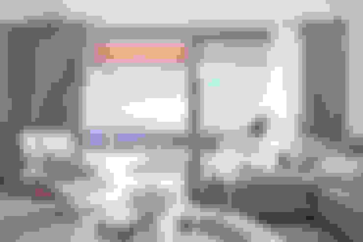 Ruang Keluarga by IND Archdesign