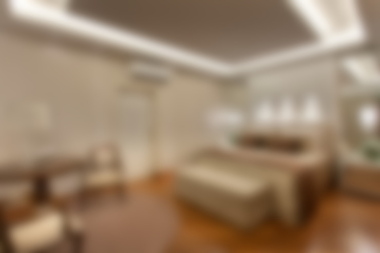 Recámaras de estilo  por Arquiteto Aquiles Nícolas Kílaris