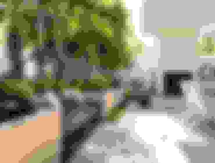 Terraços  por Ecologic City Garden - Paul Marie Creation