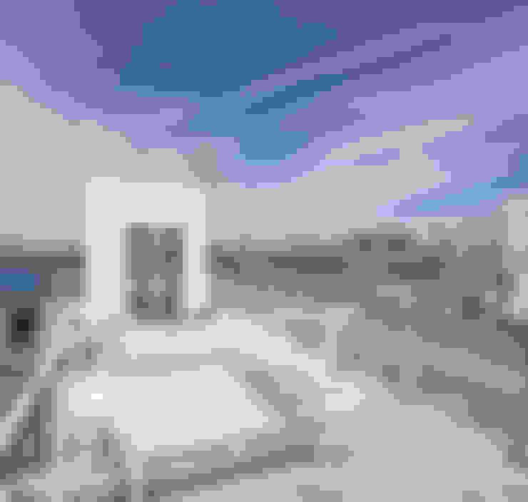 Terrazas de estilo  por プラネット環境計画