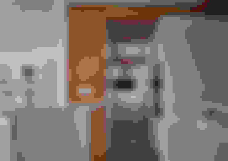 Cocinas de estilo  por CM4 Arquitectos