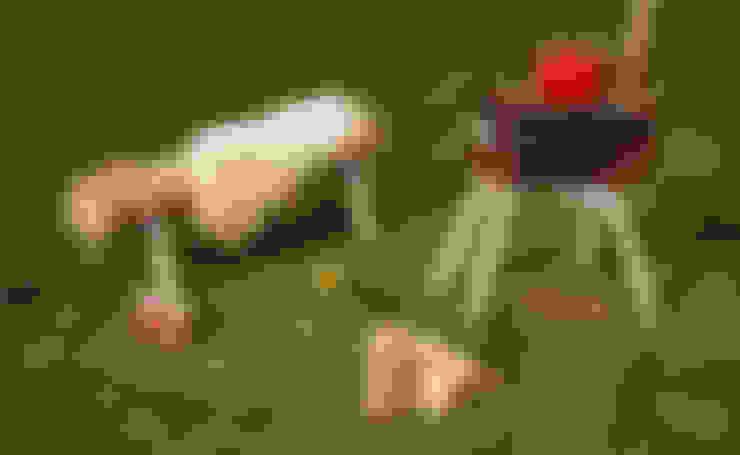 Houtkachel Hotdog:  Tuin door Maandag meubels