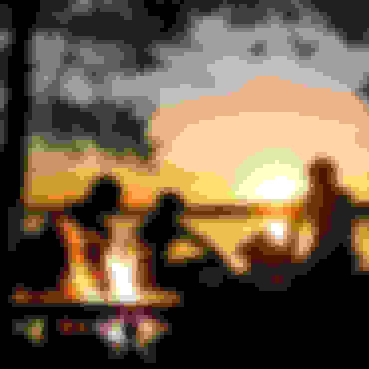 Draken vuurkorf Classic:  Tuin door Maandag meubels