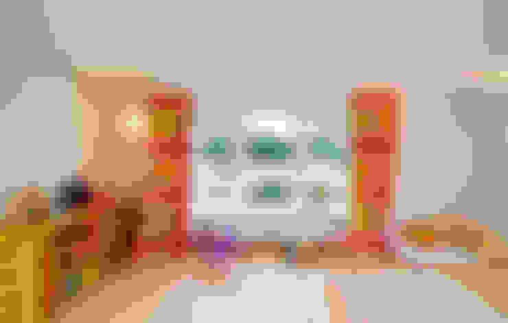 غرفة الاطفال تنفيذ Ferreira | Verfürth Architekten