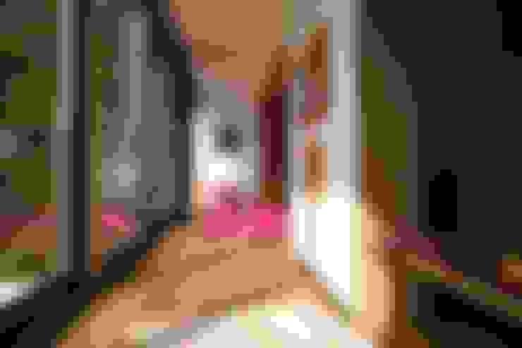 Детские комнаты в . Автор – Architekturbüro Kirchmair + Meierhofer