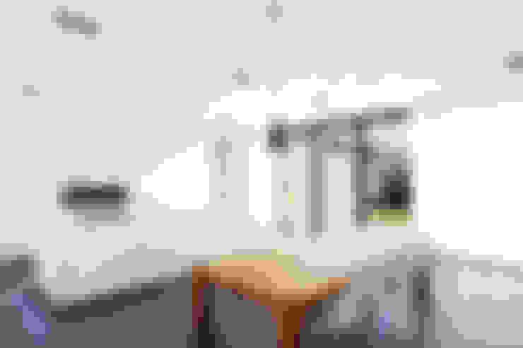 Кухни в . Автор – STEINMETZDEMEYER architectes urbanistes