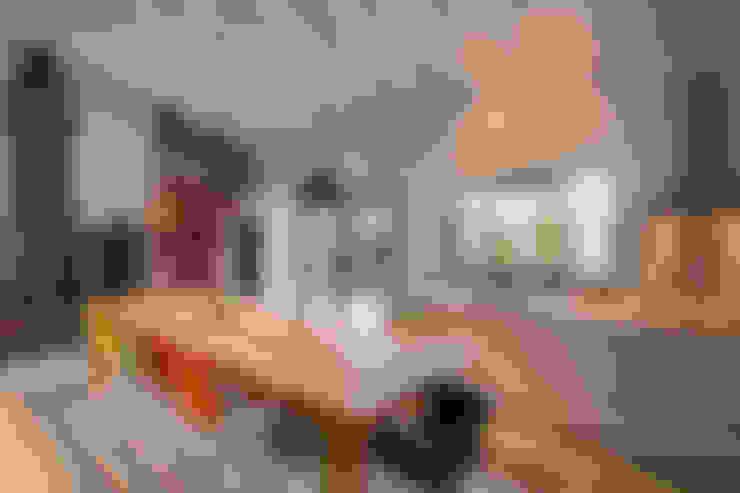 مطبخ تنفيذ Marcos Contrera Arquitetura & Interiores