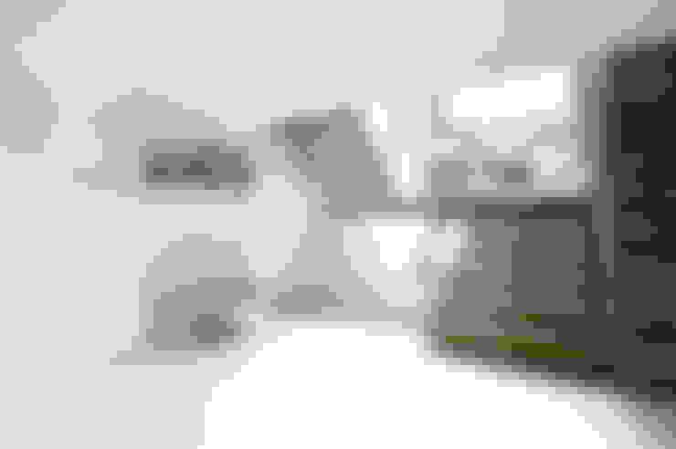 Jigsaw Interior Architecture が手掛けた廊下 & 玄関