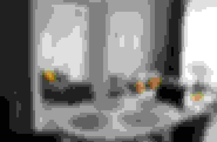 Comedores de estilo  por Grey shade interiors