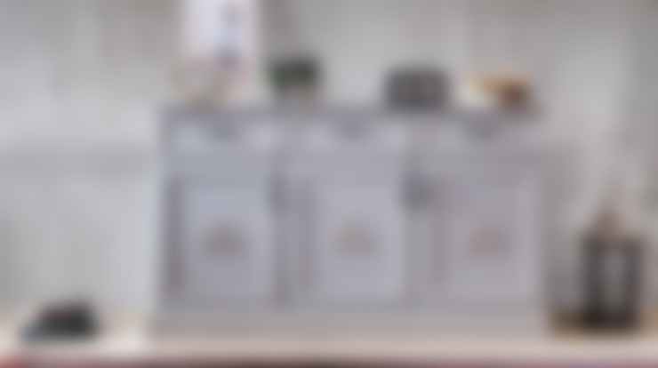 Berke Mobilya – Grey 3 Kapaklı Konsol:  tarz Yemek Odası
