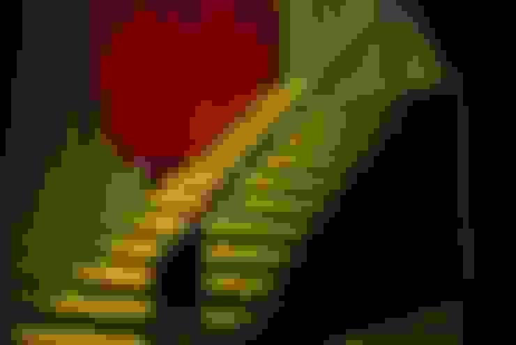 DEKODİZAYN pirinç mob. dek. ltd. şti. – SIPAYDIRLI CAMLI KORKULUK:  tarz Koridor ve Hol