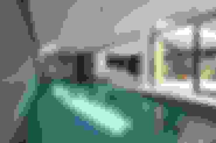 Projekty,  Basen zaprojektowane przez zone architekten
