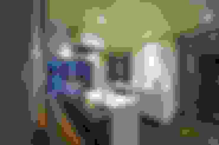 Projekty,  Kuchnia zaprojektowane przez zone architekten