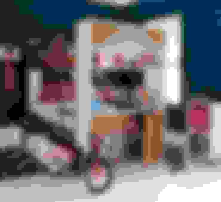 Projekty,  Pokój dziecięcy zaprojektowane przez ASPACE