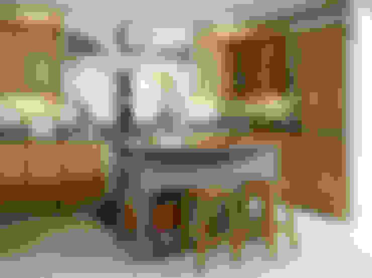 Cocinas de estilo  por Churchwood Design