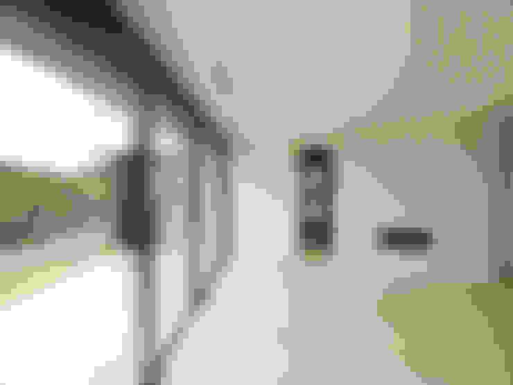 Salas de estilo  por Hamers Arquitectura