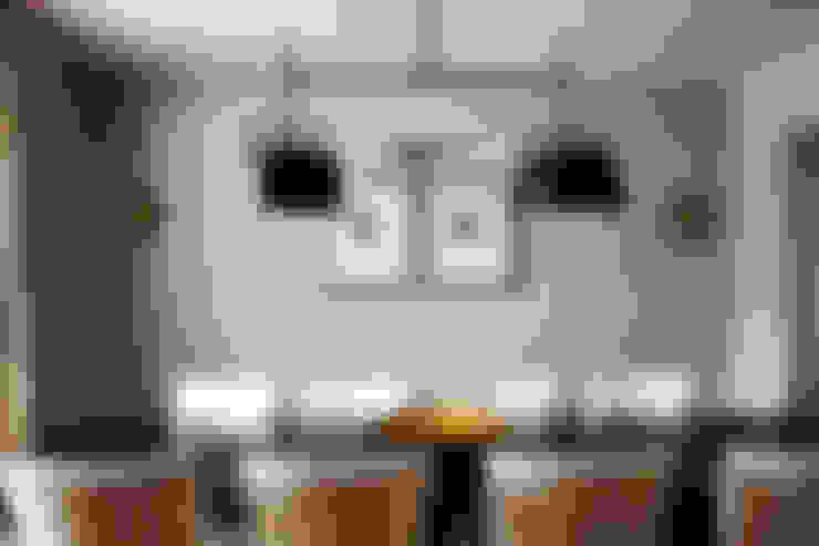 Dining room by Studio Duggan