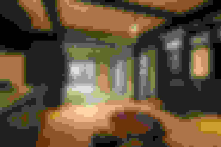 Living room by 安井正/クラフトサイエンス