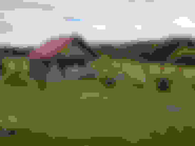 Усадьба под Волоколамском в традиционном стиле: Дома в . Автор – Бюро Акимова и Топорова