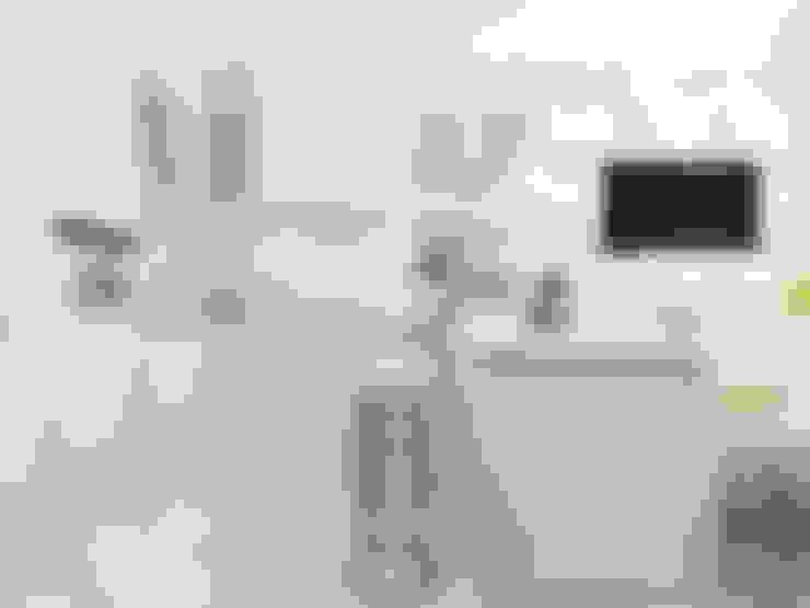 """Квартира в ЖК """"Парадный квартал"""": Кухни в . Автор – Студия дизайна интерьера Маши Марченко"""