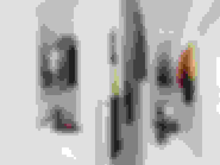 """Квартира в ЖК """"Парадный квартал"""": Гардеробные в . Автор – Студия дизайна интерьера Маши Марченко"""