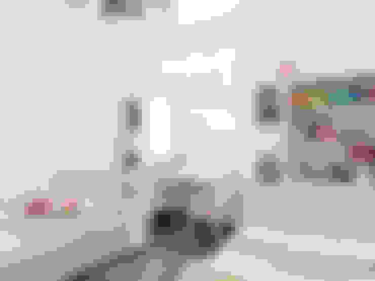 """Квартира в ЖК """"Парадный квартал"""": Детские комнаты в . Автор – Студия дизайна интерьера Маши Марченко"""