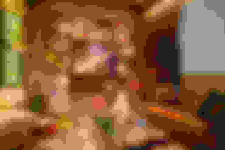 Casa Cor RJ - 2014: Salas de estar  por Studio ro+ca