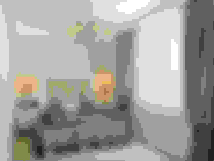 Квартира на ул.Звездная: Спальни в . Автор – Студия дизайна интерьера Маши Марченко