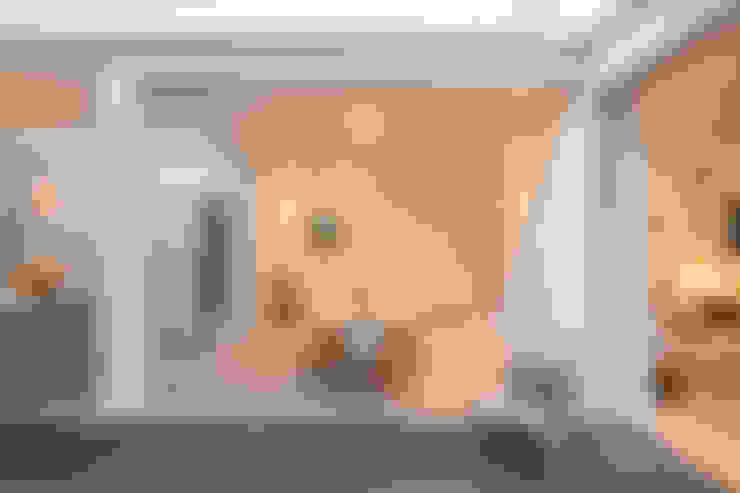 غرفة السفرة تنفيذ Jones Associates  Architects