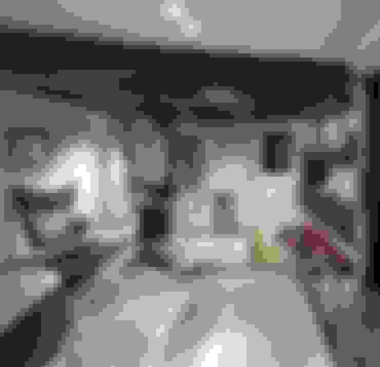 VelezCarrascoArquitecto VCArq:  tarz Giyinme Odası