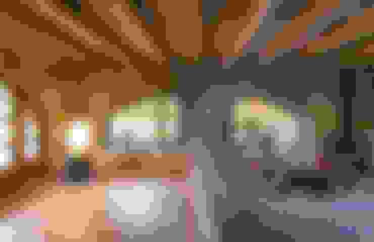 Salas de estilo  por VelezCarrascoArquitecto VCArq