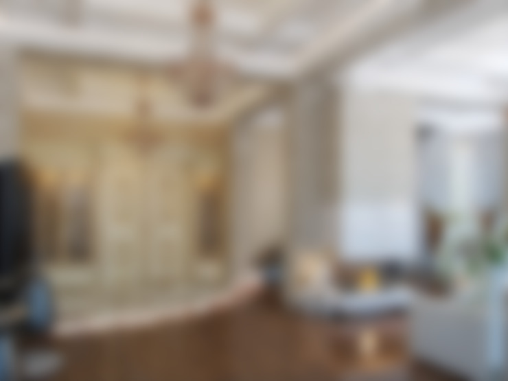 الممر والمدخل تنفيذ Студия дизайна интерьера Маши Марченко