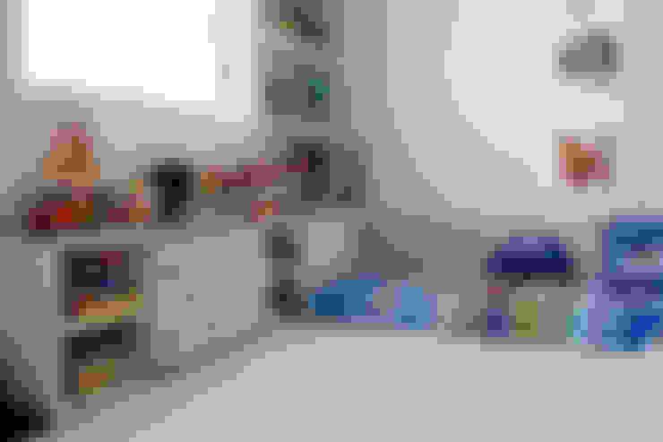 Quarto menino: Quarto infantil  por AWDS Arquitetura e Design de Interiores