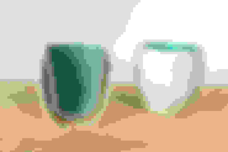 Poligon servies:  Eetkamer door Studio Lorier