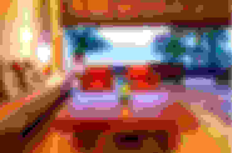 Salas de estar  por BR  ARQUITECTOS