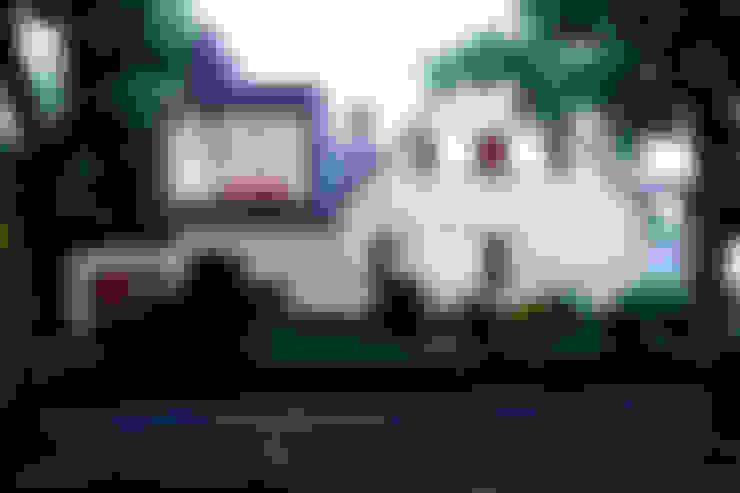 Erweiterung eines Einfamilienhauses in Ratingen:  Häuser von Oliver Keuper Architekt BDA