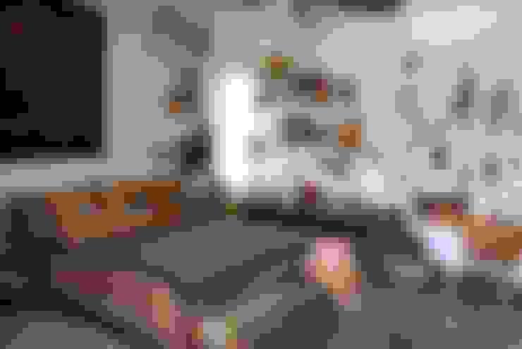 Dormitorio Principal: Recámaras de estilo  por Cenquizqui