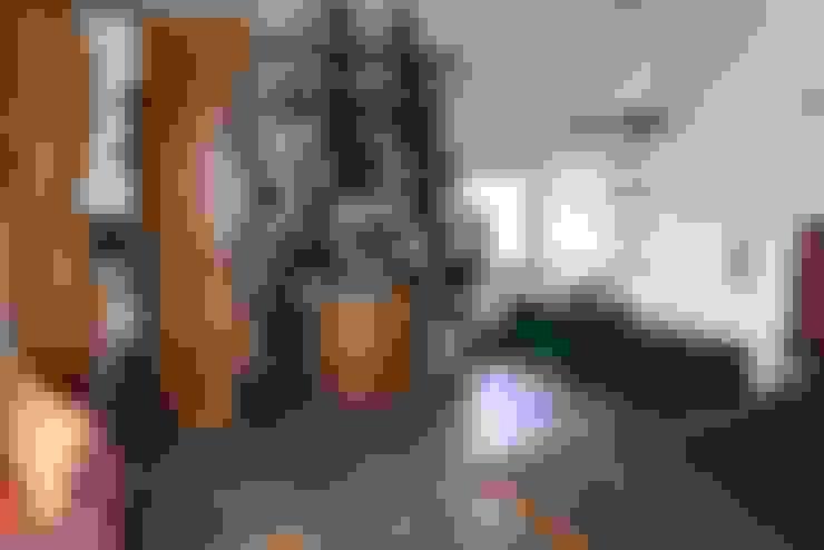 Recamara Secundaria Santa Fe: Recámaras de estilo  por Cenquizqui