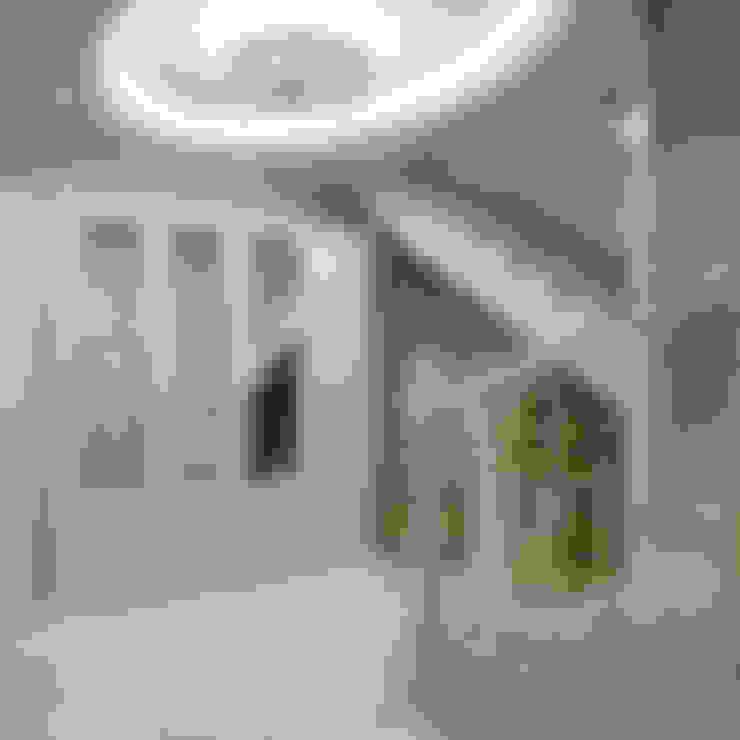 Corridor & hallway by Частный дизайнер