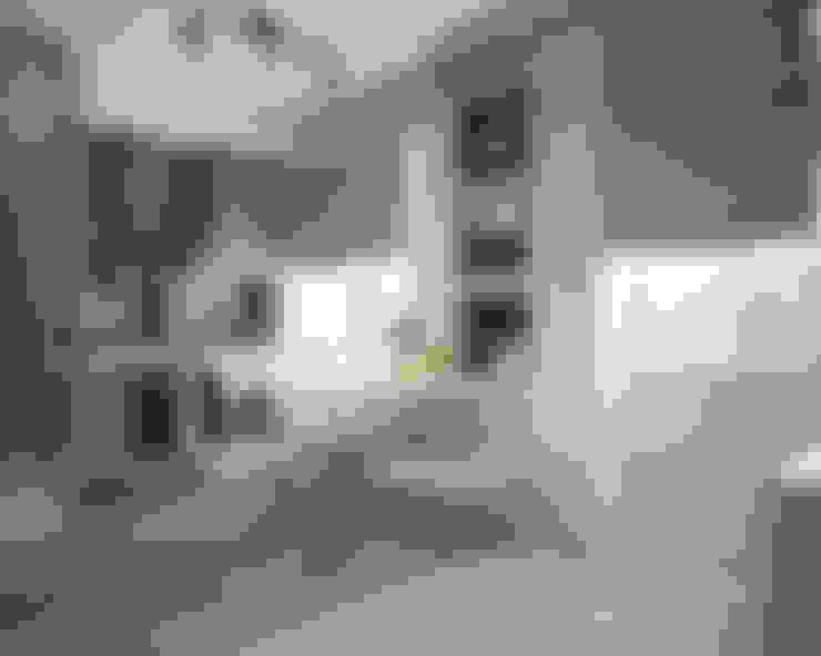 مطبخ تنفيذ «Студия 3.14»