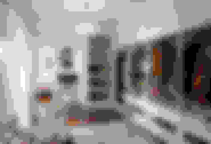 غرفة الملابس تنفيذ ATELIER FB