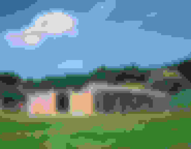 Casas de estilo  de Dietrich Schwarz Architekten AG
