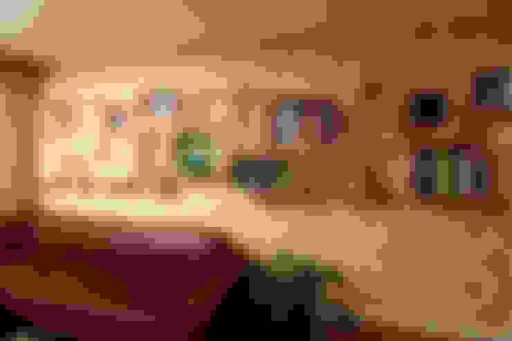 Living room by Marlies van Geenen, Meubelwerkplaats