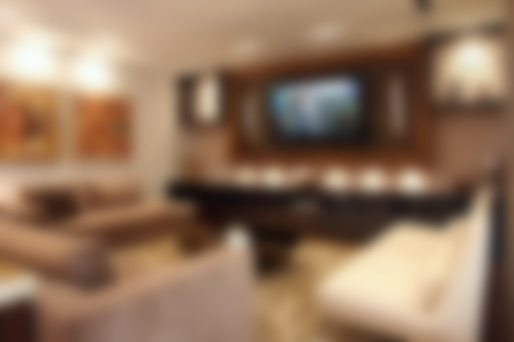 Living room by Lucia Navajas -Arquitetura & Interiores