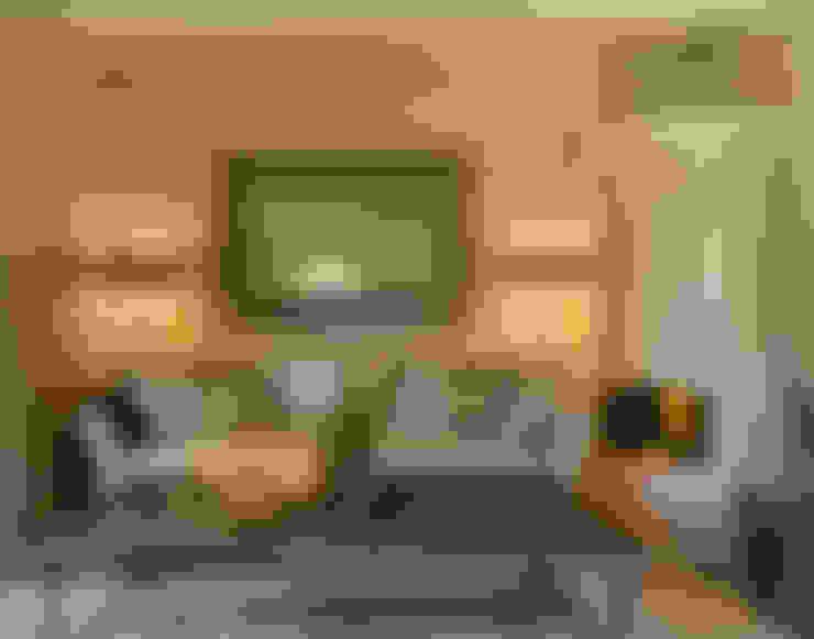 Гостиная в . Автор – Immofoto-Sylt