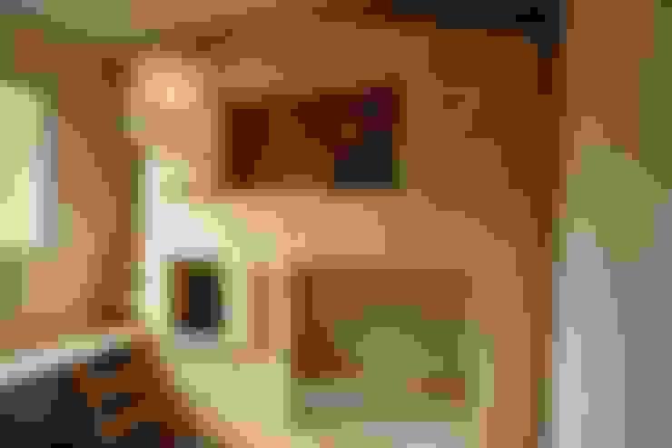 stapelbedhuisje met bureau:  Kinderkamer door klauterkamer