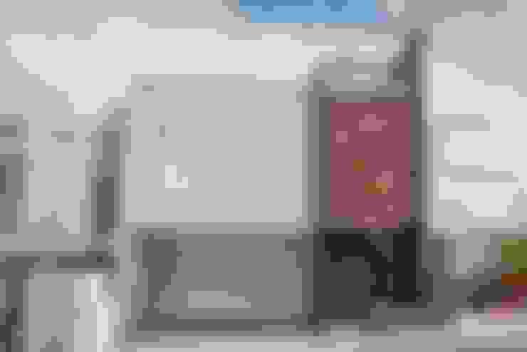 Casas de estilo  de JF ARQUITECTOS
