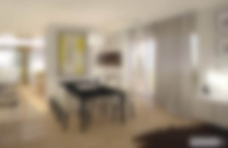 Dining room by Pracownia Projektowa ARCHIPELAG