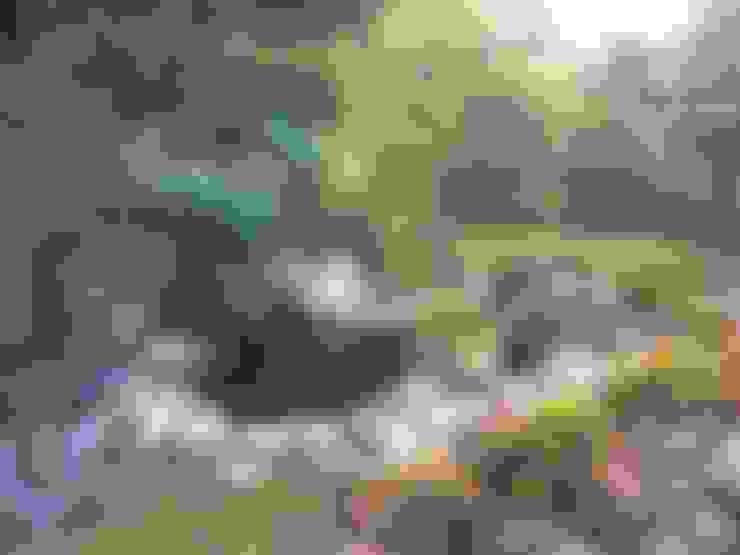 MARA GAGLIARDI 'INTERIOR DESIGNER'의  정원